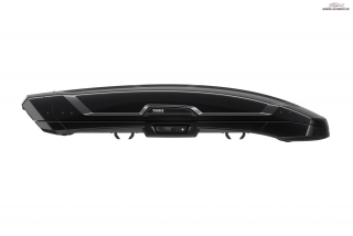 Thule Vector L Black Metallic